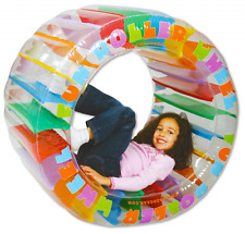 Details about  Children Inflatable Roller Wheel Sensory Fun Autism Activity Toy