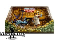 Motu classics-mo-larr vs. Skeletor SDCC Exclusive set-New! sin abrir