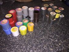 Vintage 35mm EDUCATIONAL FILM STRIP Lot Of 38 w/ Canisters - Science, History
