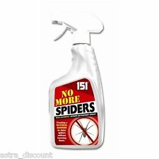No more spiders spray 500ml non harmful spider stop dissuasif répulsif