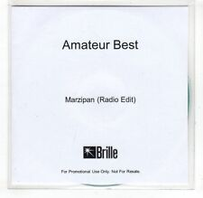 (GR97) Amateur Best, Marzipan - DJ CD
