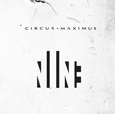 CIRCUS MAXIMUS Nine cd ( BRAND NEW 2012 )