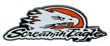 HARLEY DAVIDSON SCREAMIN' EAGLE DIE CAST RACE HARLEY  PIN