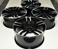"18"" BMW M3 STYLE NS WHEELS RIMS FIT 5 SERIES 6 SERIES 7 SERIES E39 E60 E63 5480"