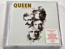 Queen - Forever - CD NEW & SEALED - There must be more to life.. Michael Jackson