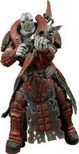 "Gears of War série 2 Theron Guard figurine 7"" action figure NECA"
