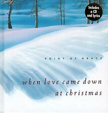 When Love Came down at Christmas Book and CD Christian Book/CD lyrics..