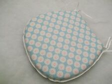 DAISY  DSHAPE ZIP OFF LUXURIOUS SEAT PADS SUITABLE FOR KITCHEN/DINING ROOM