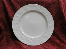 Noritake Halls of Ivy, 7341, Ivory w/ Raised Leaves: Dinner Plate (s), 10 7/8""
