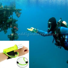 Underwater 20M 800LM XM-L T6 LED Diving Flashlight Torch Lamp Waterproof Green