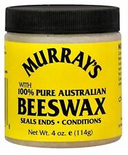 Murrays Yellow Beeswax, 4 oz (Pack of 2)