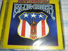 CD.BLUE CHEER.NEW!IMPROVED.+2BONUS.TOP 10 GARAGE PSYCHE US TRIO 69.REMASTERS.
