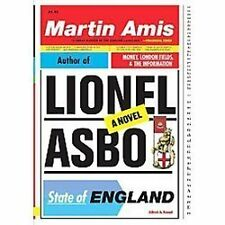 Lionel Asbo: State of England, Amis, Martin, Good Condition, Book