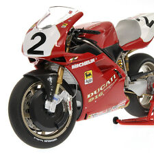 Minichamps Ducati 916 1994 1:12 #2 Carl Fogarty (GBR) World Champion WSBK