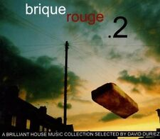 Brique rouge 2-a brilliant House Music Collection selected by David Duriez 2cd
