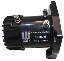 WINCH MOTOR 12V  6.6hp suits 13000lb or similar recovery or off road winches