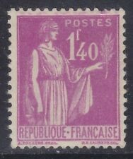 FRANCE 1938 - PACE - F. 1,40 - MH