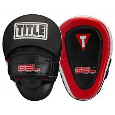 TITLE Boxing Gel Blockade Punch Mitts