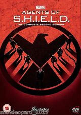 AGENT OF SHIELD COMPLETE SERIES 2 DVD All Episodes Second Season Marvel UK New
