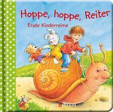 Hoppe, hoppe Reiter von Christine Georg (2011, Gebundene Ausgabe)