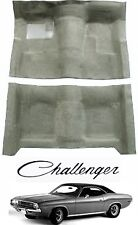 DODGE CHALLENGER 70-74 NEW MOLDED CARPET KIT