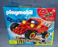 PLAYMOBIL RED RACER SET #4184
