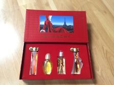 GIVENCHY Pefume PARFUM AMARIGE ORGANZA INDECENCE HOT COUTURE .5 oz SET NIB NEW |