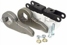 Forged Torsion Lift Keys Adjustable Leveling Kit Chevy Silverado 1500 6 Lug 4wd