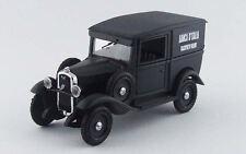 Fiat Balilla Furgone Trasporto Valori 1936 1:43 Model RIO4426 RIO