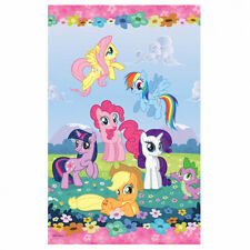 """54"""" x 96"""" Magic Pink My Little Pony Birthday Party Paper Table Cover"""