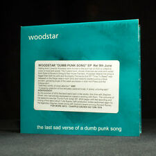 Woodstar - Dumb Punk Song - music cd EP
