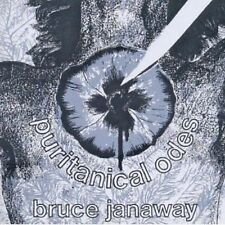 Bruce Janaway Puritanical Odes CD NEW SEALED 2011 Downer Folk