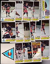 1977 OPC Team SET lot of 17 Colorado ROCKIES NM+ o-pee-chee PAIEMENT FAVELL