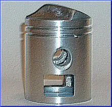 KIT SET PISTONE PISTON KOLBEN CON FASCE PIAGGIO 150 VESPA 1955-'58 VLT1.2.3 VB1