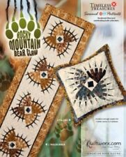 Judy Niemeyer ROCKY MOUNTAIN BEAR CLAW Table Runner Paper Pieced Quilt Pattern