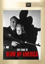 They Came to Blow Up America - Region Free DVD - Sealed