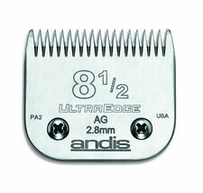 Andis #8.5, 8 1/2 UltraEdge Detachable Clipper Blade 64170