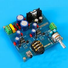 Audio Hifi Headphone amplifier kit base on SOLO headphone amp Verstärke diy kits