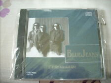 a941981 Blue Jeans Best Sealed CBS CD 白金珍藏版 Platinum Series