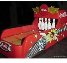 COCA COLA COKE BOWLING ALLEY MUSICAL BANK  Mint Condition Diecast