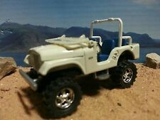 custom lifted JEEP RUBICON CJ-5 cj 7 4x4 mud farm rock crawler DCP off-road 1/64