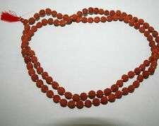 5 M.M. SMALLEST Very small and rare Rudraksha mala of 108+1 Hindu prayer beads