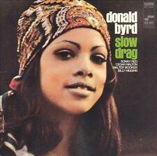 Slow Drag [Remaster] by Donald Byrd (CD, Jan-2002, Blue Note (Label))