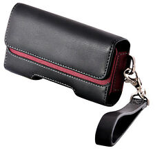 NEW Original Samsung Horizontal Pouch with Carry Strap Gravity Touch T669 OEM