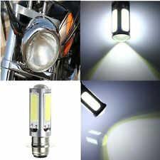 H6M 10W White COB LED Motor Bike/ATV Headlight Bulb Fog Light DRL PX15d Lamp