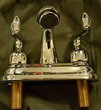 Traditional Lever Chrome Bidge Tap for Belfast Butler Kitchen Sink Baby Belfast