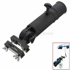 Universal Golf Umbrella Holder Stand For Buggy Cart Baby Pram Wheelchair Bike