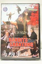 bandits from shantung chang yi and sammo hung  ntsc import dvd English subtitle
