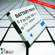 NB11L NB-11L 11LH Battery for Canon PowerShot ELPH 150IS 160IS 165IS 170IS