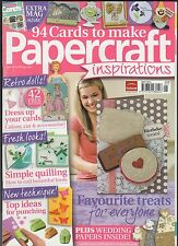 'Papercraft Inspirations' Issue 99 (May 2012) - UK Edition